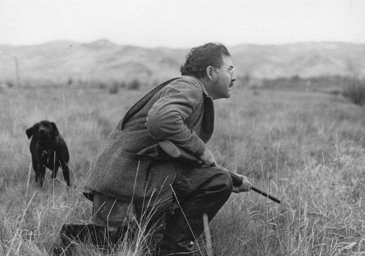 Quote of the Day – Ernest Hemingway | evemodmann